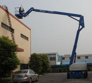 Articulated Boom Lift GTZZ24Z