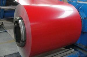 Prepainted galvanized steel coil 3