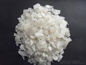 Lower Price Ferric Aluminium Sulphate Powder