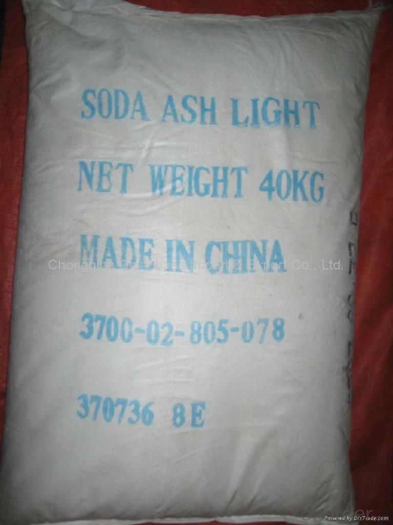 Soda Ash Light with Good Quality and Lower Price