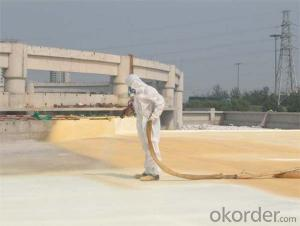 Rigid PU Foam System  for Spray Insulation (DQT-501A)