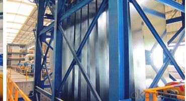 GALVANIZED STEEL COIL -REGULAR SPANGLE -N
