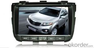 KIA-13 Sorento  Android 4.2.2 3G 8 inch new dvd with Origina car style