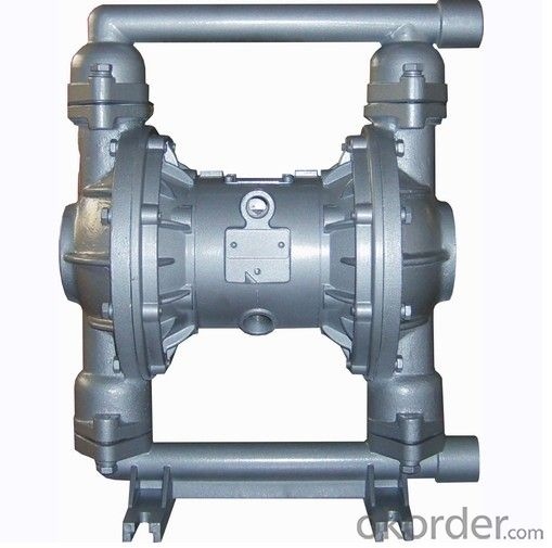 Air-diven Pumps QBY Series