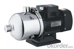 Stainless Steel Horizontal Multistage Centrifugal Pump CHL Series