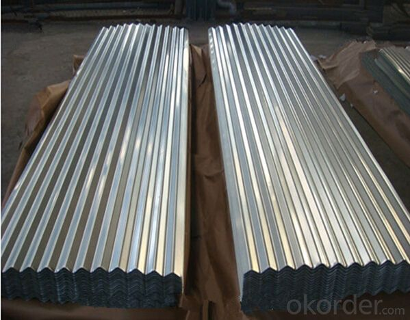 Currugated Color or Galvanized Steel Plate