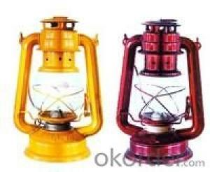Masthead outside, portable lantern