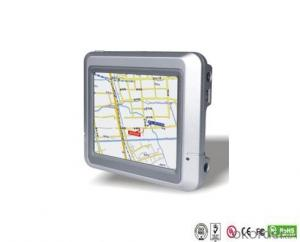 Small motorcycle 3.5 inch TFT touch screen GPS Navigation