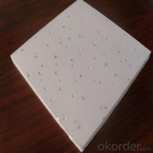 Gypsum Ceiling Tiles for Suspension