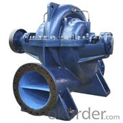 Single-stage double-suction centrifugal pump