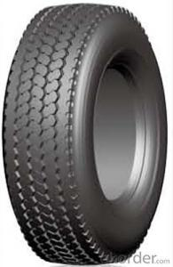 Truck and Bus radial tyre pattern 397