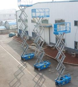 Electric-Scissor-Lift-GTJZ05,-GTJZ06,-GTJZ12