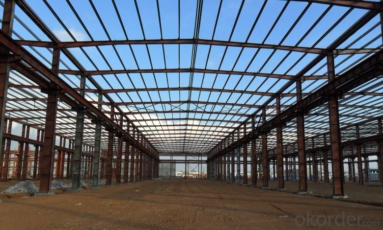 Various high quality steel structure