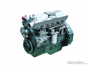 Yuchai YC6MJ (280-300kW) Series Engines for Generators