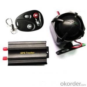 IP65 Vehicle GPS Tracker G06