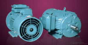 ABB AC Motor Low Voltage QABP Series