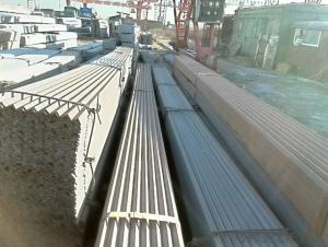 Hot Rolled Steel angles in Material Grade Q235