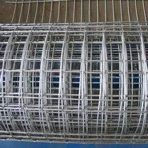 Welded Wire Mesh for Glasswool -5/8 X 5/8