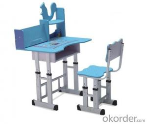 Students Desk and Chair Set