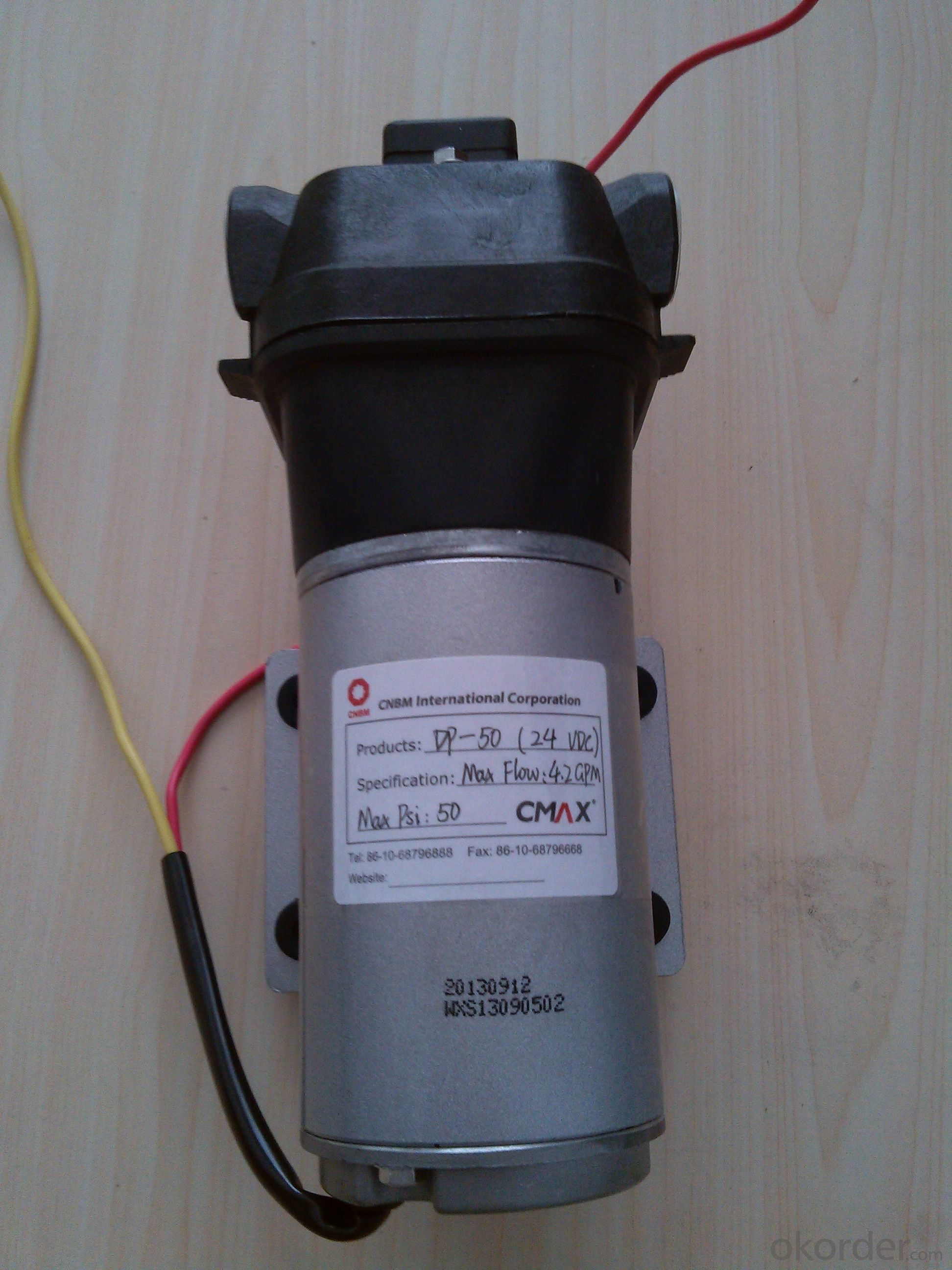 Diaphram Water Pump(12V/24V)