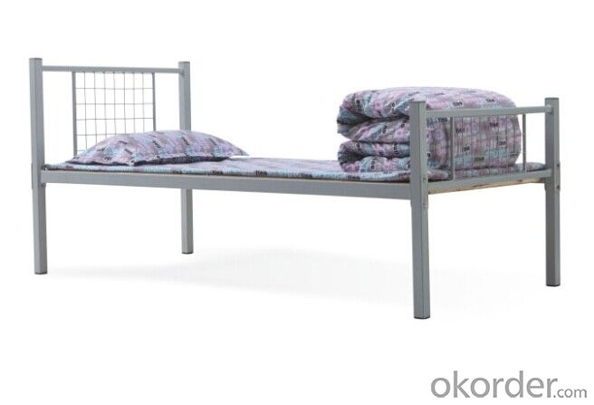 Metal Tube Single Bed