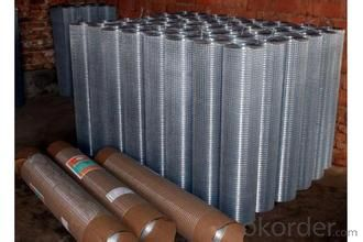WELDED WIRE MESH-13mm x 25mm