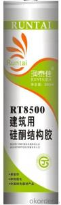 RT-8500 Neutral Structural Silicone Sealant for Building