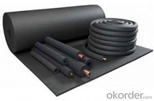 FM certified rubber insulation