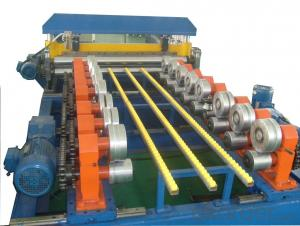 Cable tray production equipment