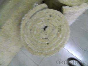Rockwool Blanket Wire Meshed with CE