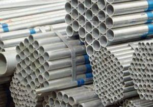 High Quality Pre-Galvanized Seamless Steel Pipes