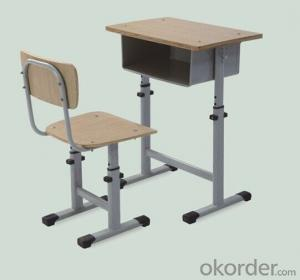Adjustable Students Desk and Chair