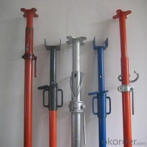 adjustable scaffolding steel props/shoring props