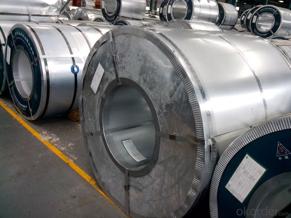 Hot Dipped Galvanized Steel Strip Coil