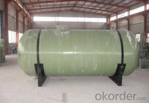 GRP Water Tank/ FRP Storage Tanks/ Fiberglass Reinforced Plastic Tank DN15000