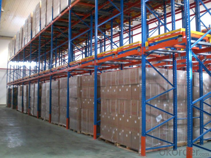 Buy Heavy Duty Type Pallet Rack For Warehouse Price Size