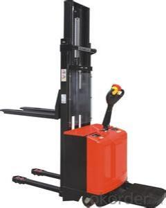 electric type stacker forklift