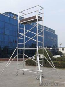 Aluminium Scaffolding System High Quality