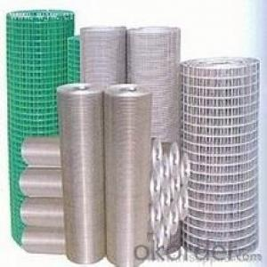 WELDED WIRE MESH-13mm x 13mm