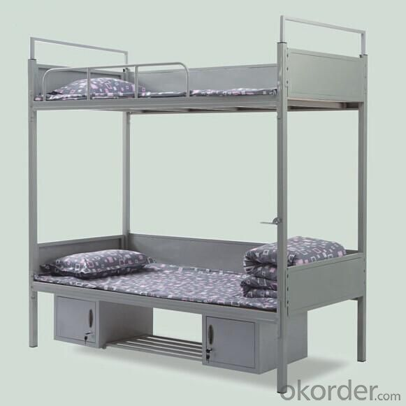 Bunk Bed with Locker