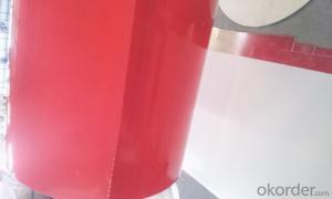 prepainted steel coil JIS G 3312