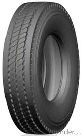 Truck and Bus radial tyre pattern 886