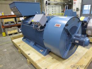 ABB AC Motor HXR500