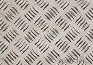 checker aluminium sheet