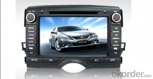 Toyota-New Reiz Android 4.2.2 3G 8 inch 2014  dvd with Origina car style