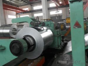 Hot Rolled based Galvanzied Steel Sheet