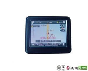 Portable 3.5 Inch GPS Navigator 64M SDRAM internal 128M Nand flash / external SD card
