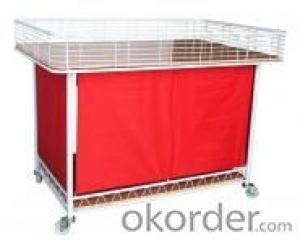 sales promotion type rack cart