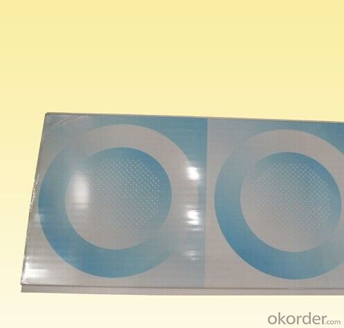 PVC Ceiling and Wall Cladding Sheet Decorative Panel