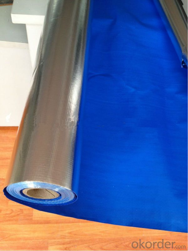 aluminum foil woven clother heat insulation material